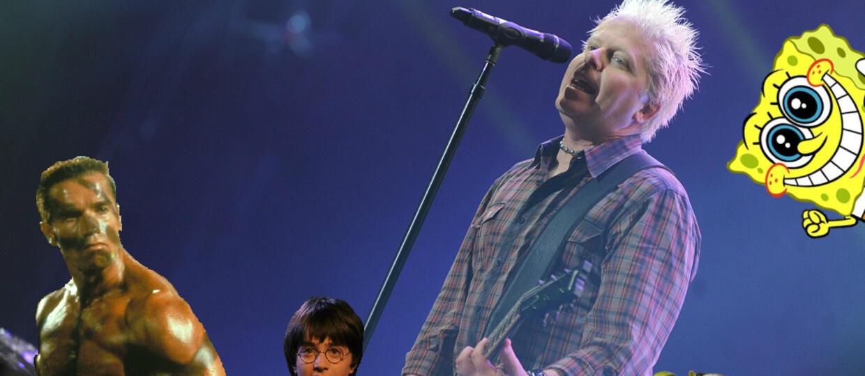 Utwór The Offspring wykonany przez 230 filmów
