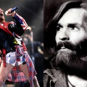 Utwory Charlesa Mansona w wykonaniu znanych zespołów rockowych