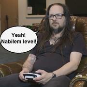 W jakie gry komputerowe lubi grać Jonathan Davis z Korna?