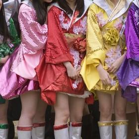 W Japonii koncerty 6-letnich dziewczynek przyciągają dorosłych mężczyzn