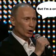 """Władimir Putin zaśpiewał """"Creep"""" Radiohead"""