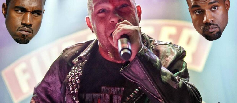 Wokalista Five Finger Death Punch: Pieprzyć Kanye Westa