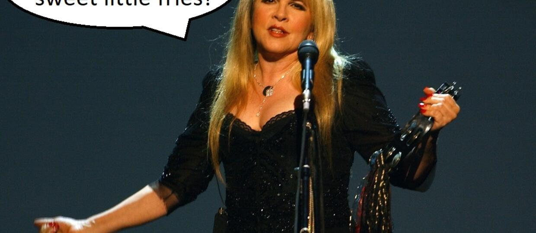 Stevie Nicks z Fleetwood Mac
