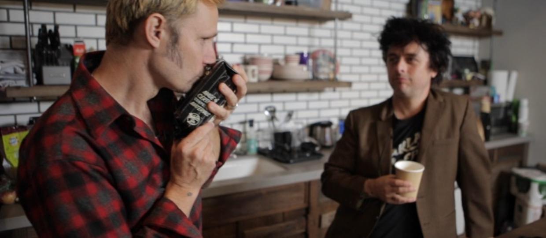 Wypij kawę od Green Day!