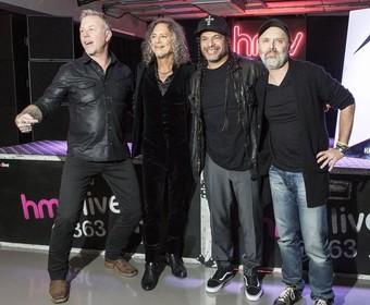Za co James Hetfield najbardziej lubi muzyków Metalliki?