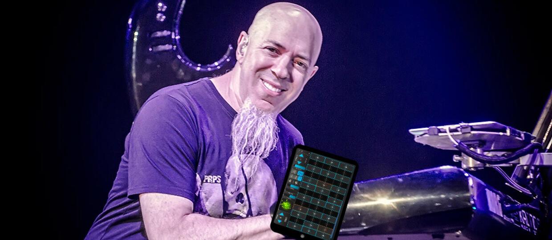 Zagraj na gitarze z aplikacją Dream Theater