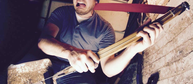 Zastanawialiście się kiedyś jak brzmi Meshuggah zagrana na łopacie?