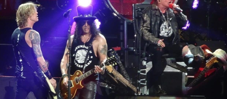 Zbierz figurki z klasycznym składem Guns N' Roses