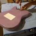 Lekka gitara handmade