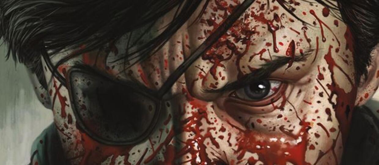 """Zobacz przykładowe strony komiksu """"Slayer: Repentless"""""""