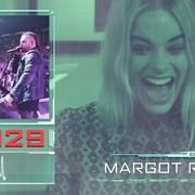 Zobacz reakcję Margot Robbie, której Bullet For My Valentine zadedykował utwór na koncercie