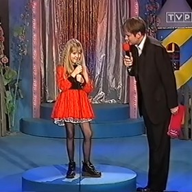Daria Zawiałow w Od przedszkola do Opola
