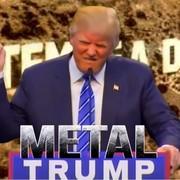 Zobaczcie, jak Donald Trump śpiewa przebój System Of A Down