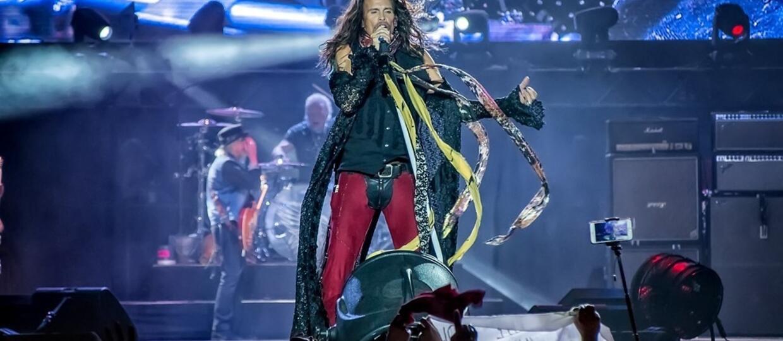 Aerosmith zagrał w Krakowie [RELACJA + GALERIA]