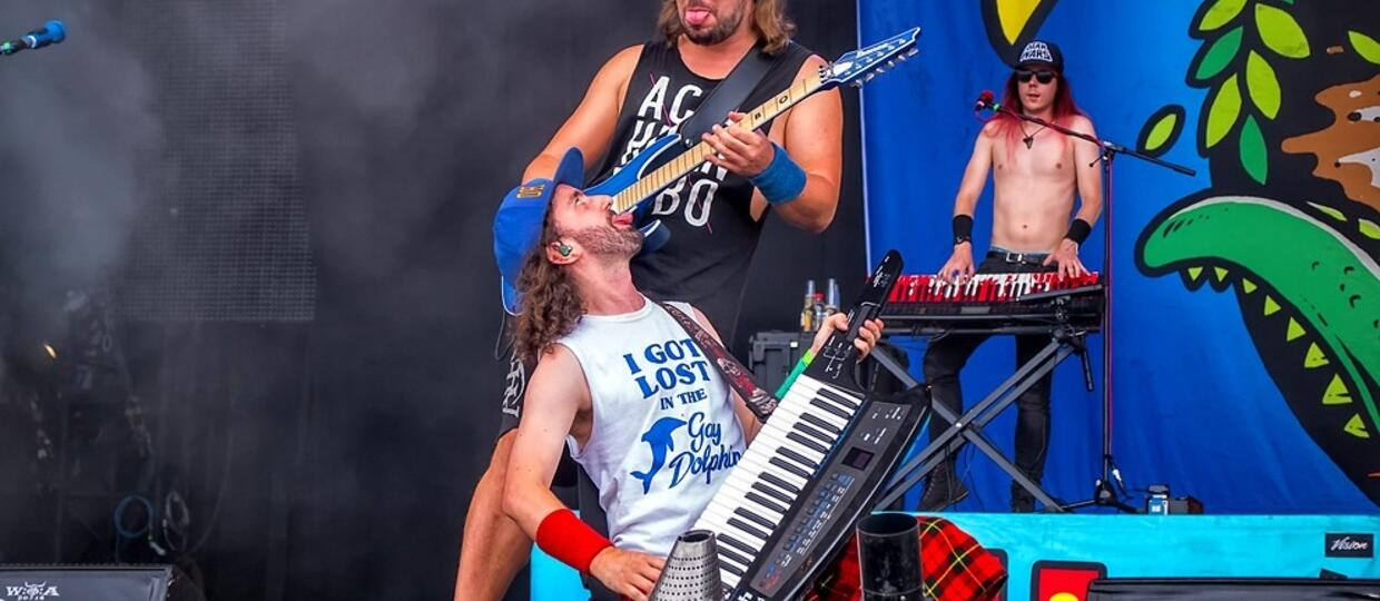 Alestorm na Wacken Open Air