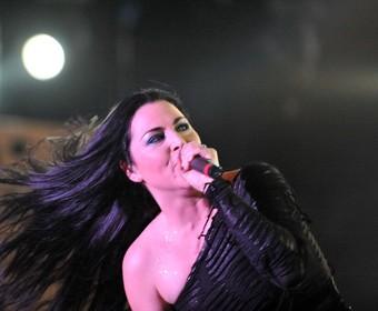 Amy Lee zaprasza na warszawski koncert Evanescence