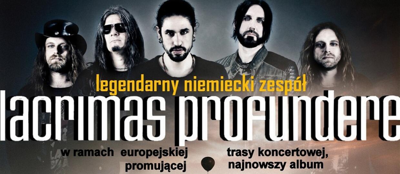 Antyradio.pl zaprasza na koncerty Lacrimas Profundere