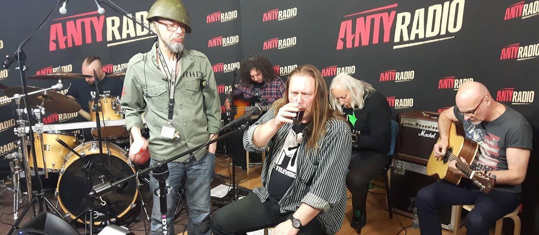 Antyradio Unplugged: Proletaryat [TRANSMISJA LIVE]