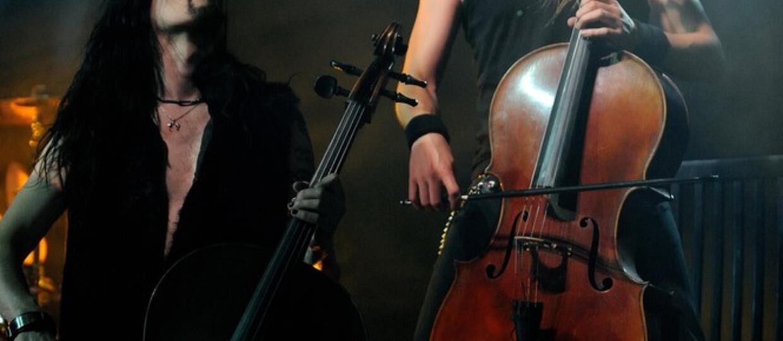 Apocalyptica zagra na Szczecin Music Fest 2017