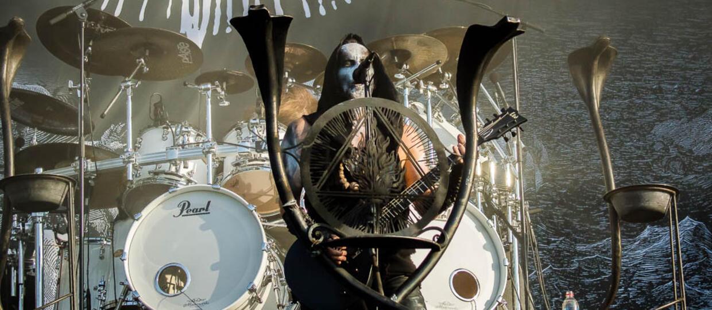 Behemoth na Wacken Open Air 2018