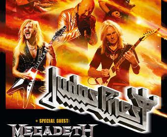 Bilety na koncert Judas Priest i Megadeth w Polsce w 2018 już w sprzedaży