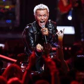 Billy Idol zagra w Polsce w 2018 roku