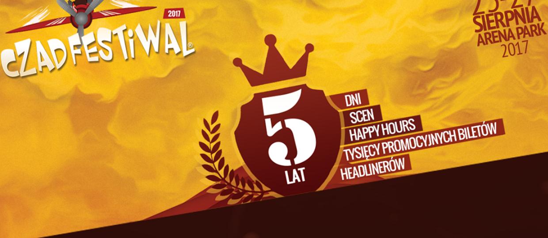 Billy Talent wystąpi na Czad Festiwal 2017