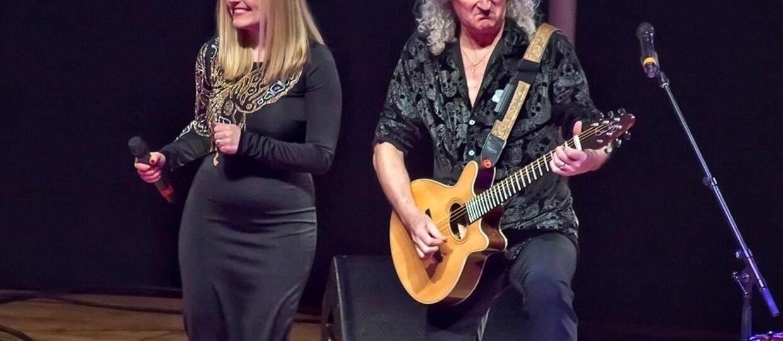 Brian May i Kerry Ellis w Krakowie [GALERIA]
