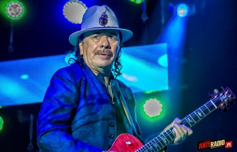 Carlos Santana Fot. Romana Makówka39