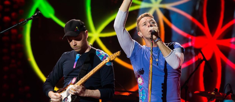 Coldplay zagra w Polsce w 2017