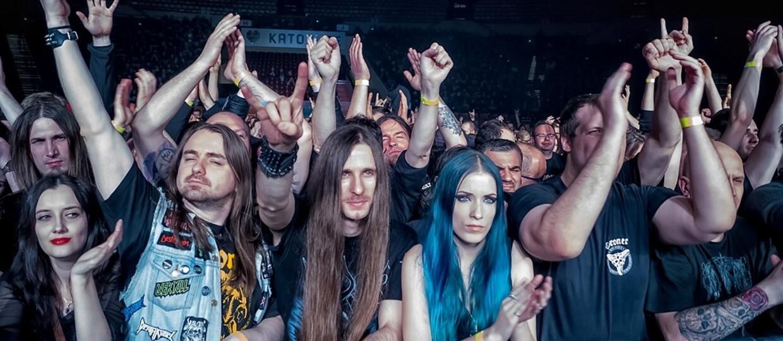 Coroner i Sodom na festiwalu Metalmania 2017 [GALERIA]