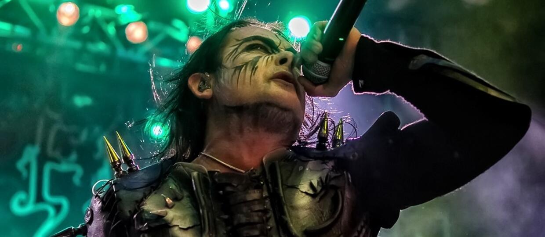 Cradle Of Filth i Moonspell w Krakowie [GALERIA]