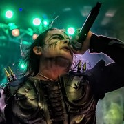 Cradle Of Filth i Moonspell w Krakowie [GALERIA]