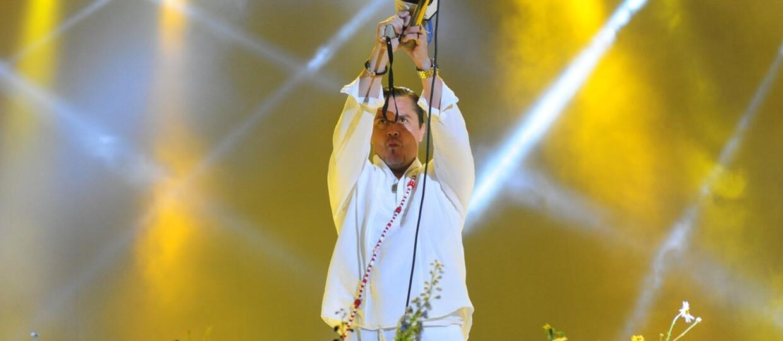 Czy zespół Mike'a Pattona, Dead Cross zagra na Open'er Festival 2018?