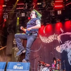 Danzig wystąpił na Wacken Open Air 2018 [GALERIA]