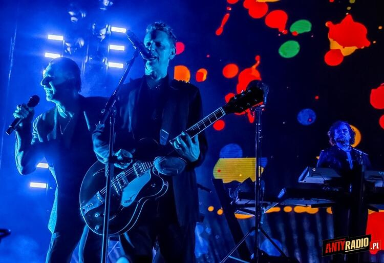 Depeche Mode fot. Romana Mak+-wka11