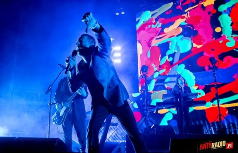 Depeche Mode fot. Romana Mak+-wka7