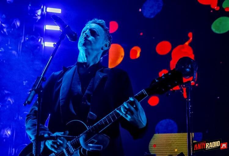 Depeche Mode fot. Romana Mak+-wka9