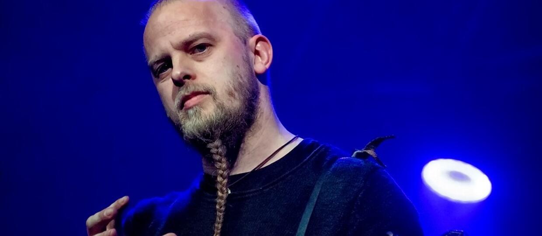 Einar Selvik z grupy Wardruna w Krakowie [GALERIA]