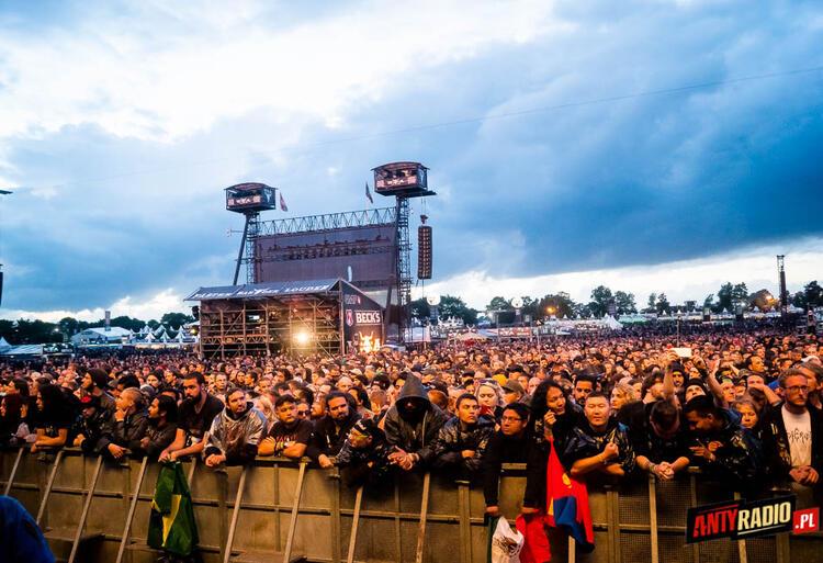 Emperor na Wacken Open Air 2017, foto: Romana Makówka/Antyradio.pl