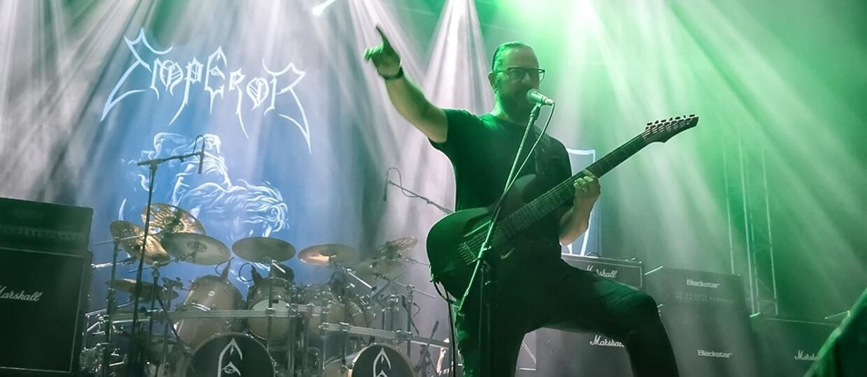Emperor na Metalmanii 2018 w Katowicach