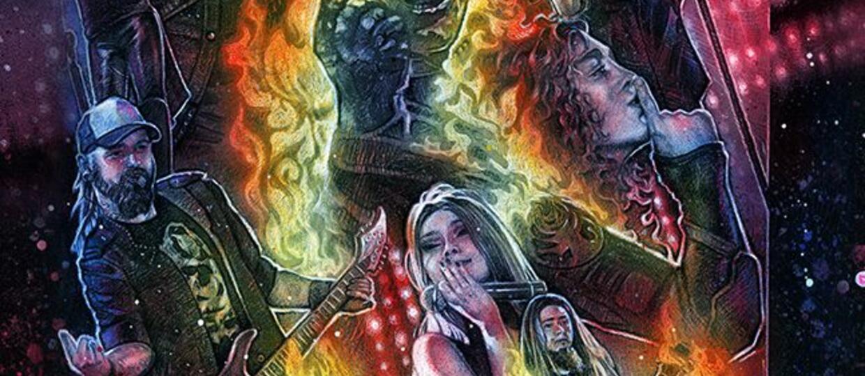 "Exlibris pokaże fanom koncertowe DVD ""The Night Of Burning"""