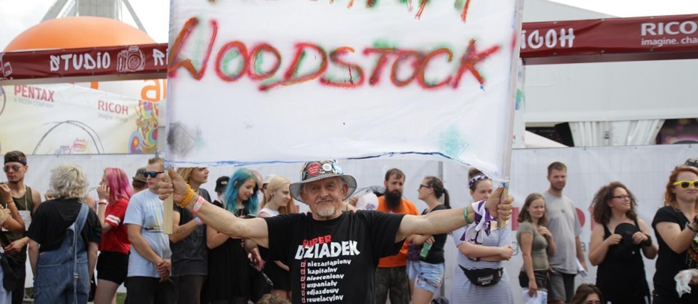 Fani na 23. Przystanku Woodstock 2017 [GALERIA]
