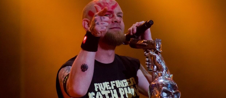 Five Finger Death Punch na Jarocin Festiwal 2016 [GALERIA]