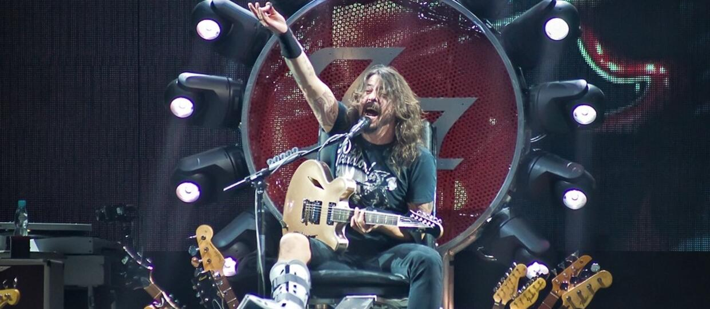 Foo Fighters w Krakowie [GALERIA]