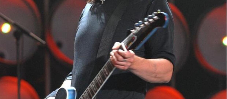Foo Fighters zagra na Glastonbury
