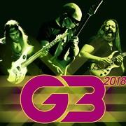 G3, czyli Satriani, Petrucci i Roth zagrali w Warszawie [RELACJA]