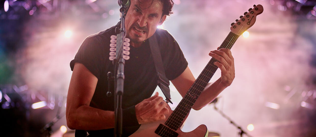 Gojira na Pol'and'Rock Festival 2018