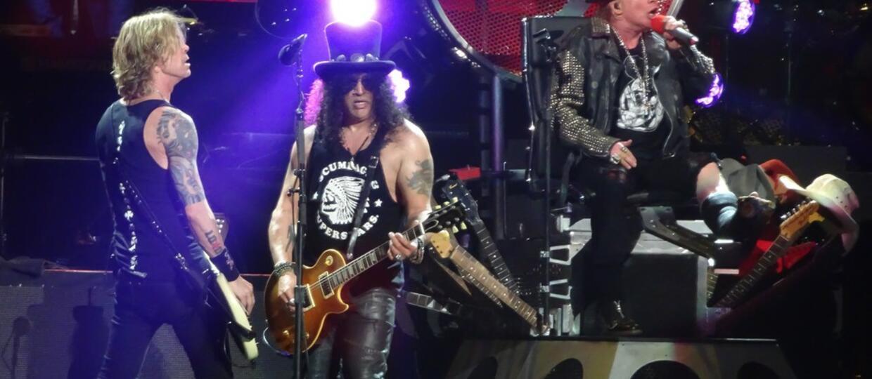 Guns N' Roses zagra w Polsce w 2017 roku