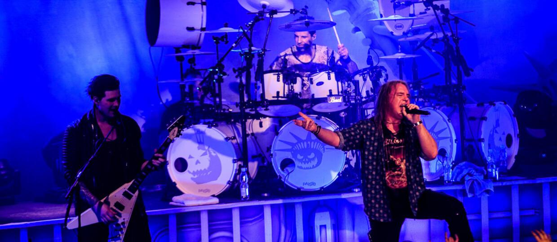 Helloween ujawnił setlistę trasy Pumpkins United